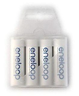 Akumulatorek Eneloop R6 / AA 2000mAh blister B4